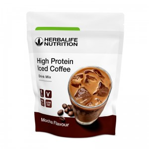 High Protein Iced Coffee - Mocha 322g